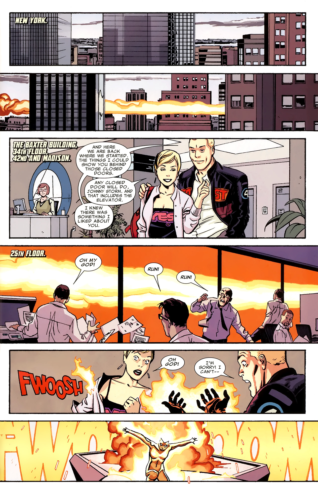 Read online Heralds comic -  Issue #2 - 23