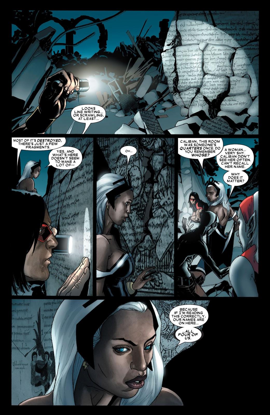 Uncanny X-Men (1963) issue 488 - Page 14