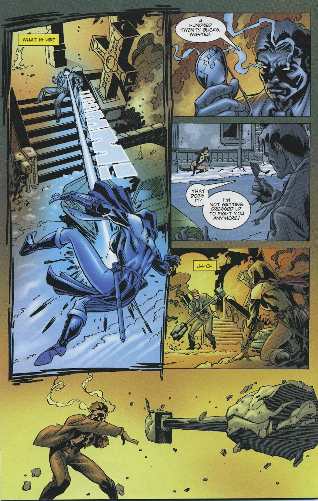 Warrior Nun Areala (1997) Issue #4 #4 - English 22