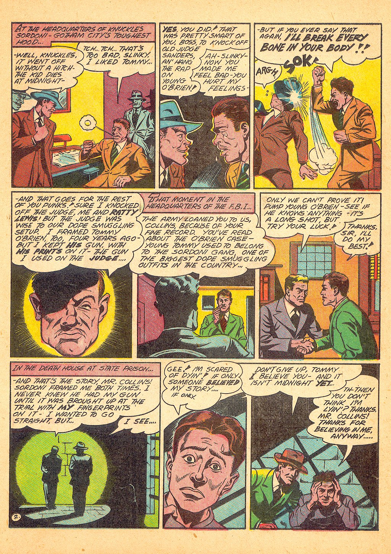 Read online Sensation (Mystery) Comics comic -  Issue #25 - 33