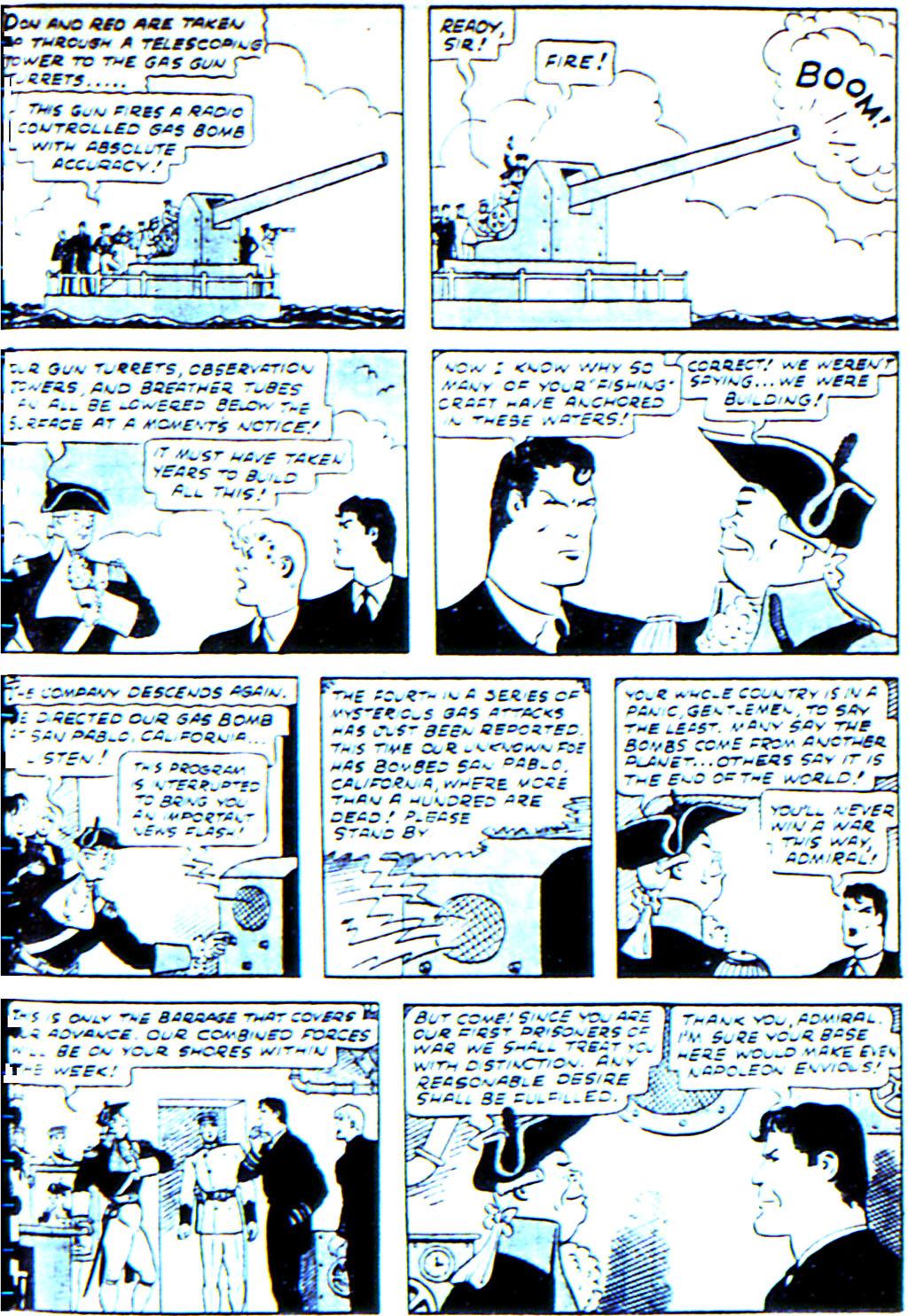 Read online Adventure Comics (1938) comic -  Issue #42 - 47