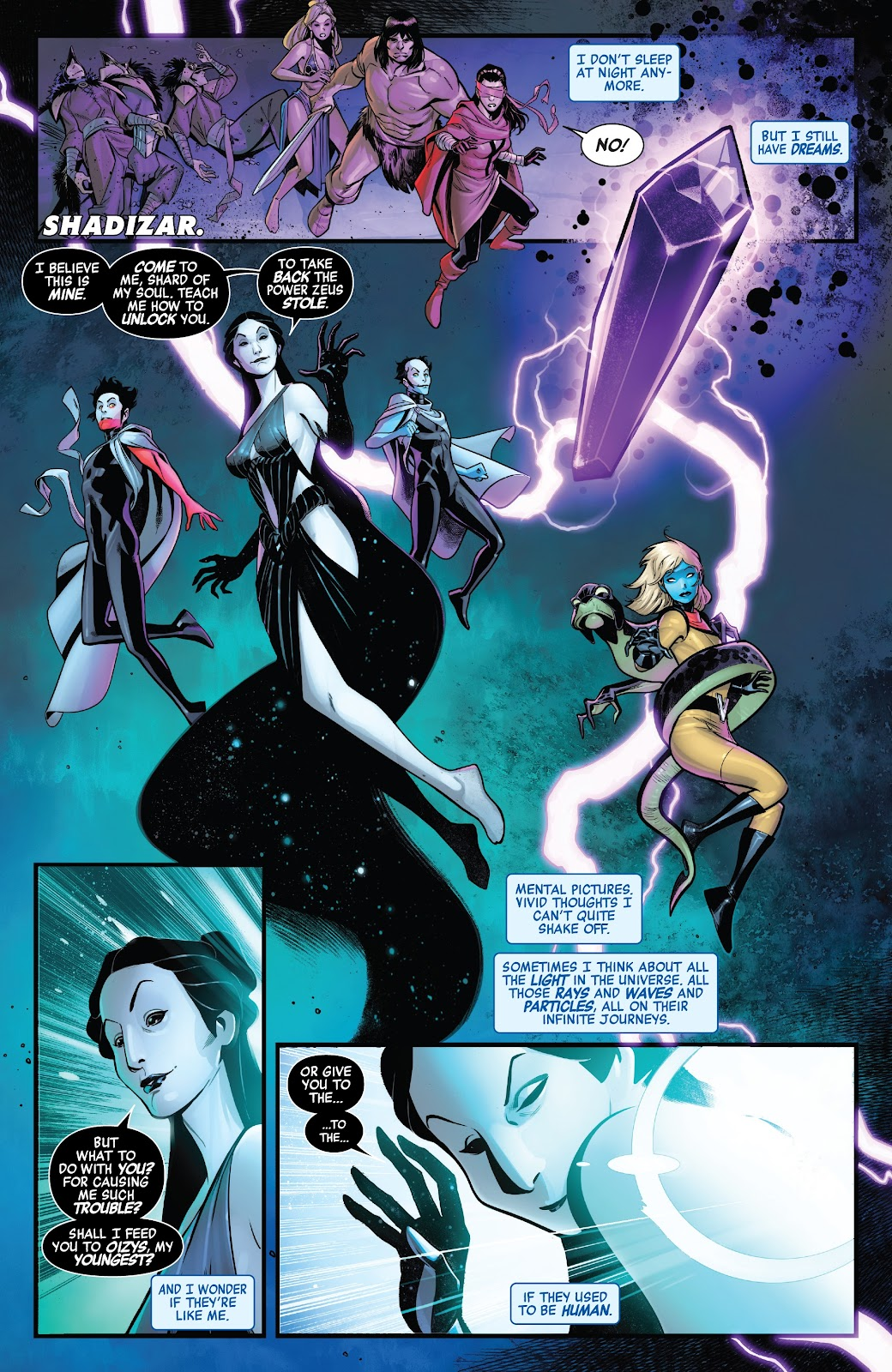 Read online Avengers No Road Home comic -  Issue #7 - 4