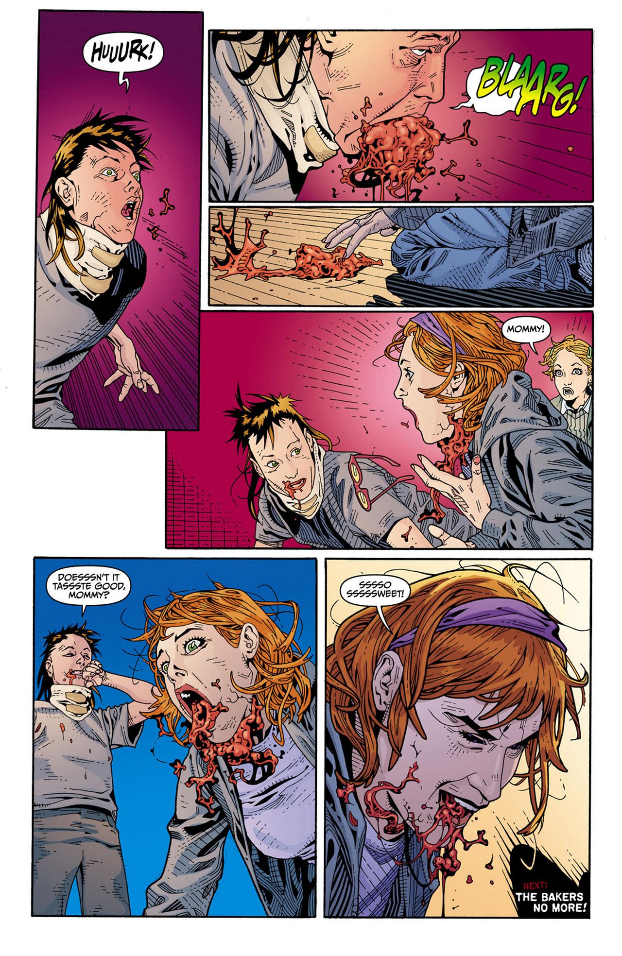 Read online Animal Man (2011) comic -  Issue #13 - 20