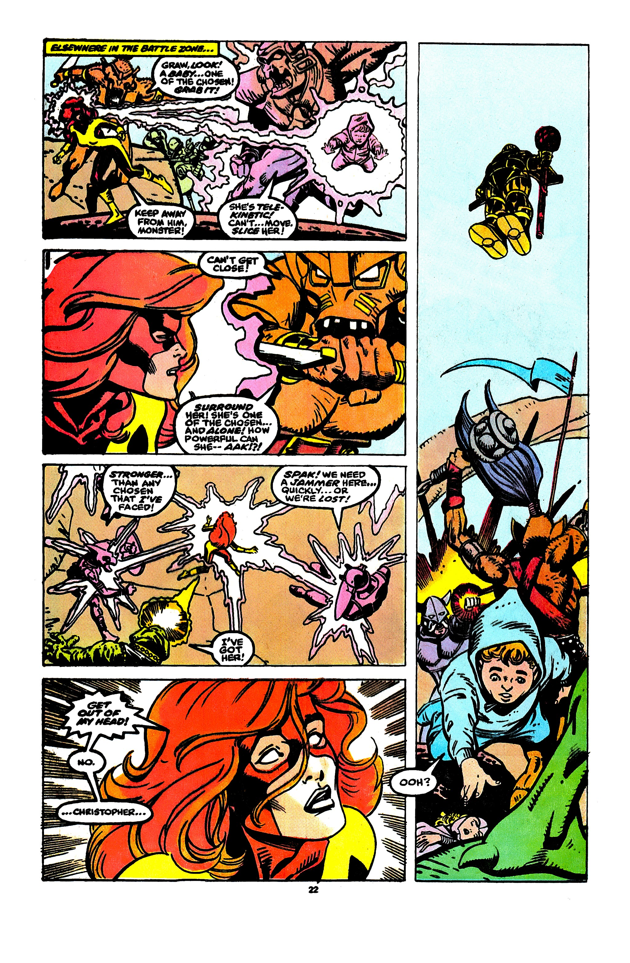 Read online X-Factor (1986) comic -  Issue #43 - 17