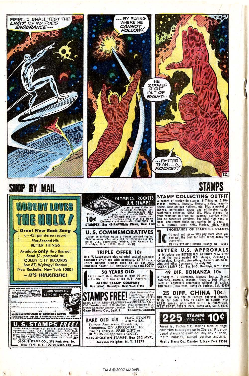 Read online Silver Surfer (1968) comic -  Issue #15 - 18