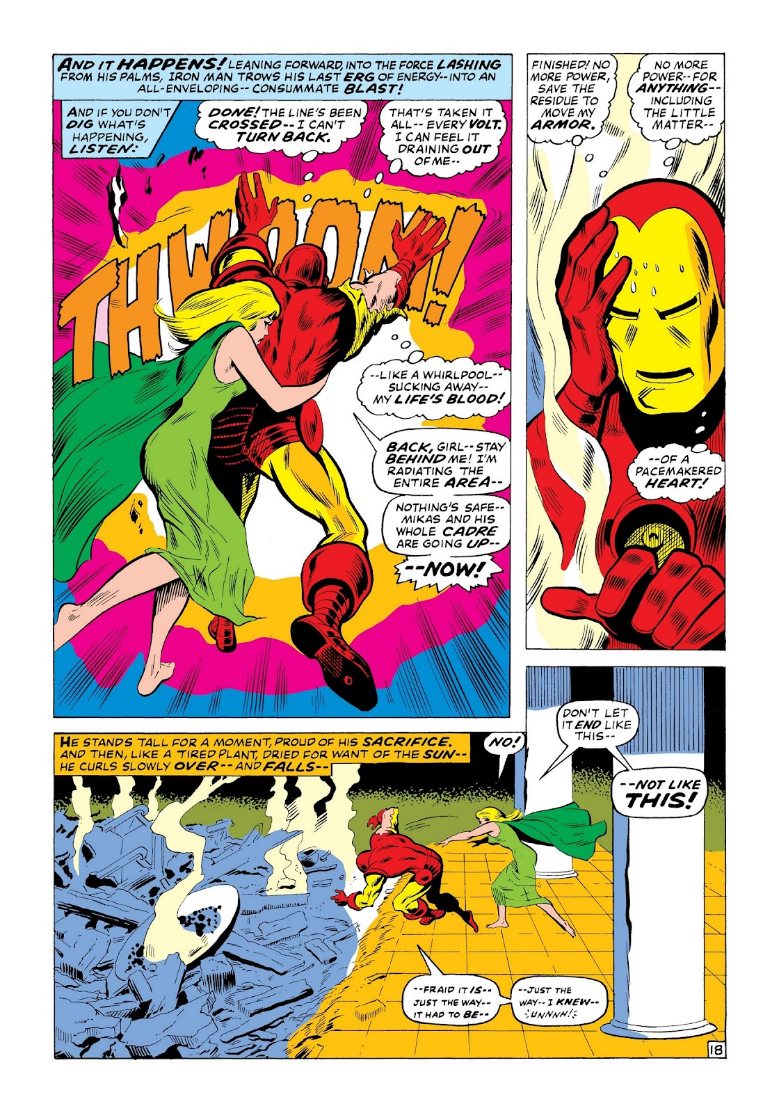 Read online Marvel Masterworks: The Invincible Iron Man comic -  Issue # TPB 8 (Part 2) - 5