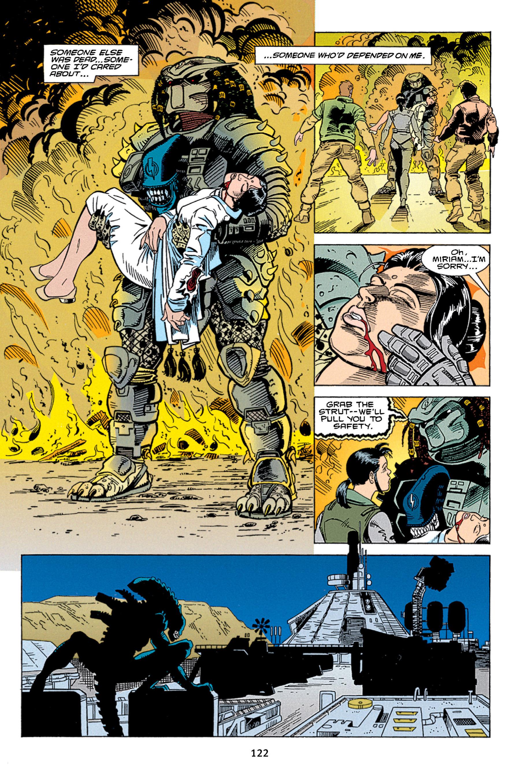 Read online Aliens vs. Predator Omnibus comic -  Issue # _TPB 1 Part 2 - 21