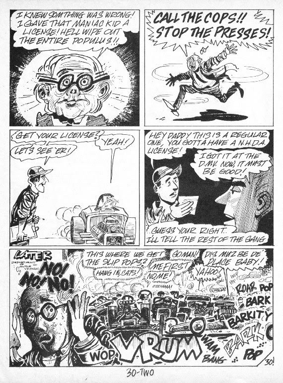 Drag Cartoons issue 6 - Page 32
