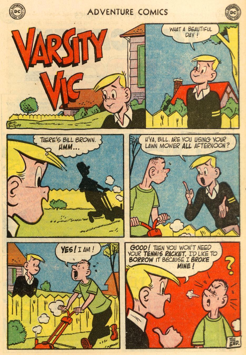Read online Adventure Comics (1938) comic -  Issue #195 - 33
