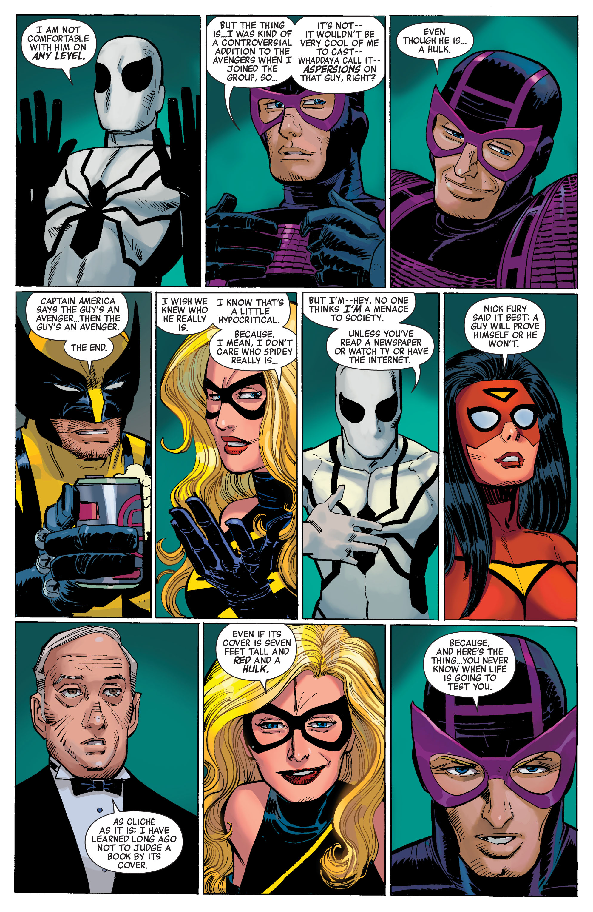 Read online Avengers (2010) comic -  Issue #14 - 4