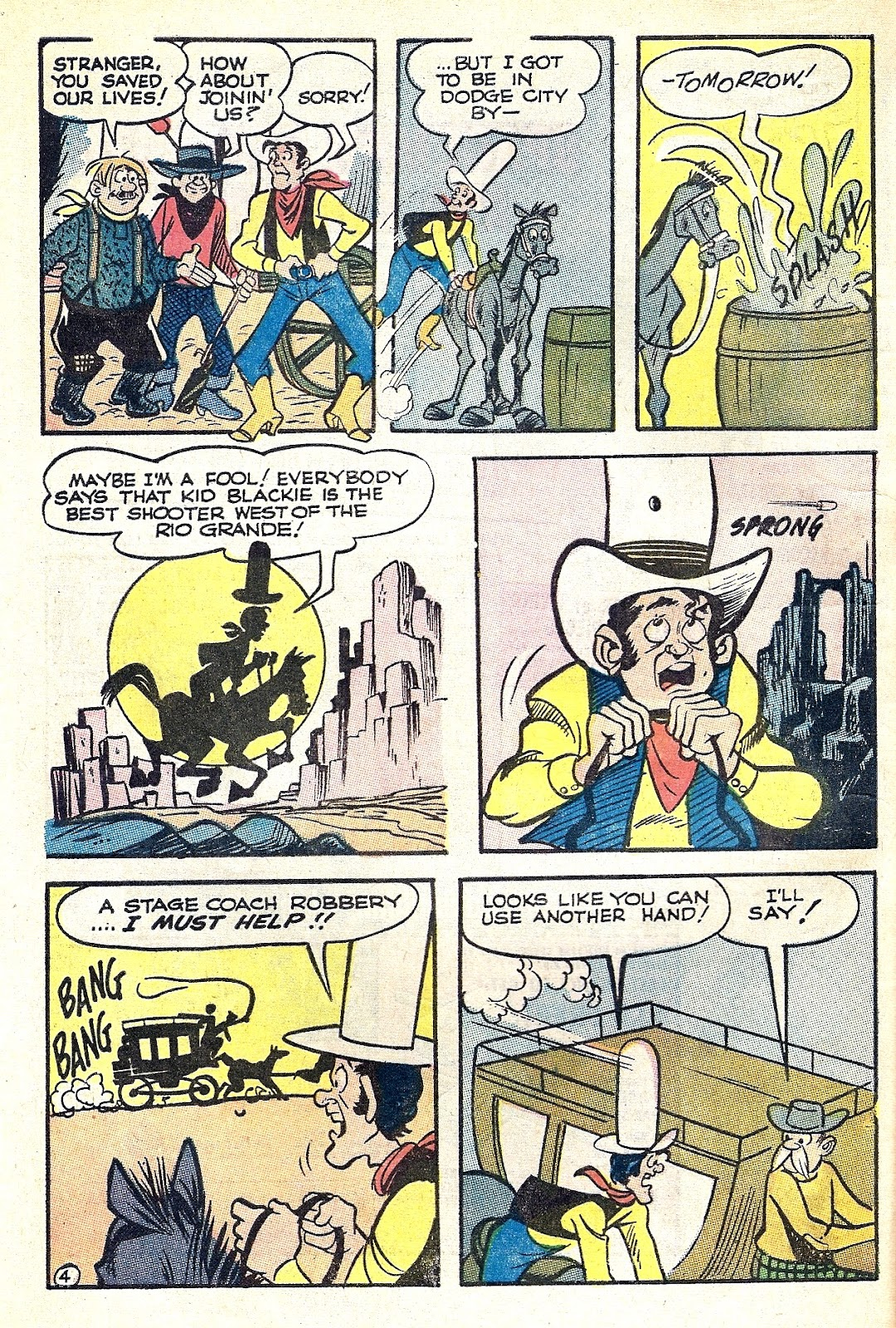 Archie's Madhouse issue Annual 6 - Page 60