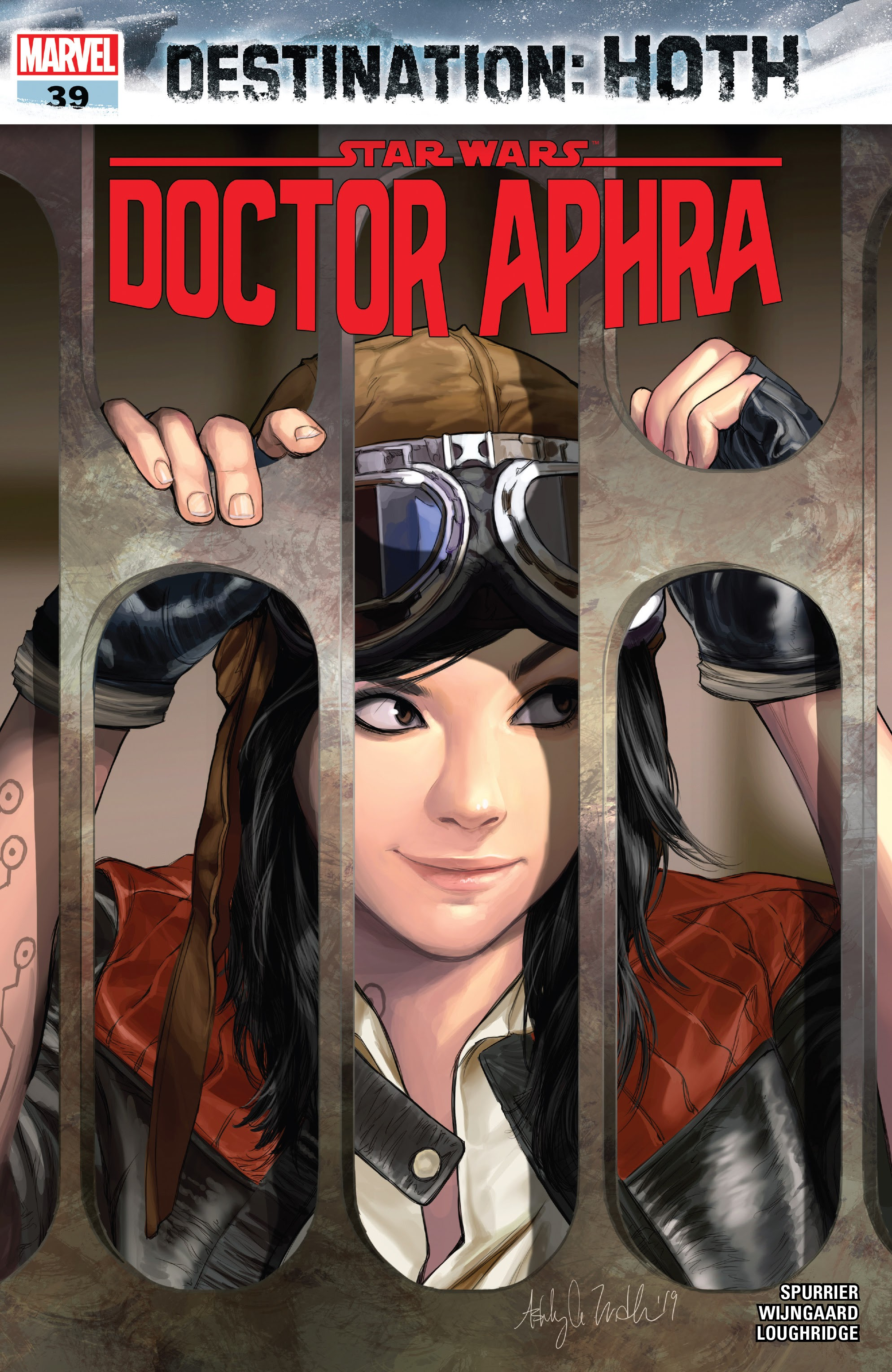 Doctor Aphra 39 Page 1