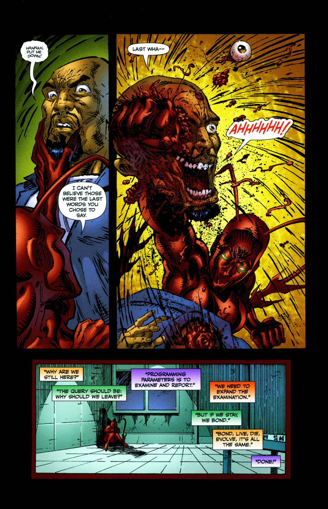 Read online Ant comic -  Issue #11 - 8