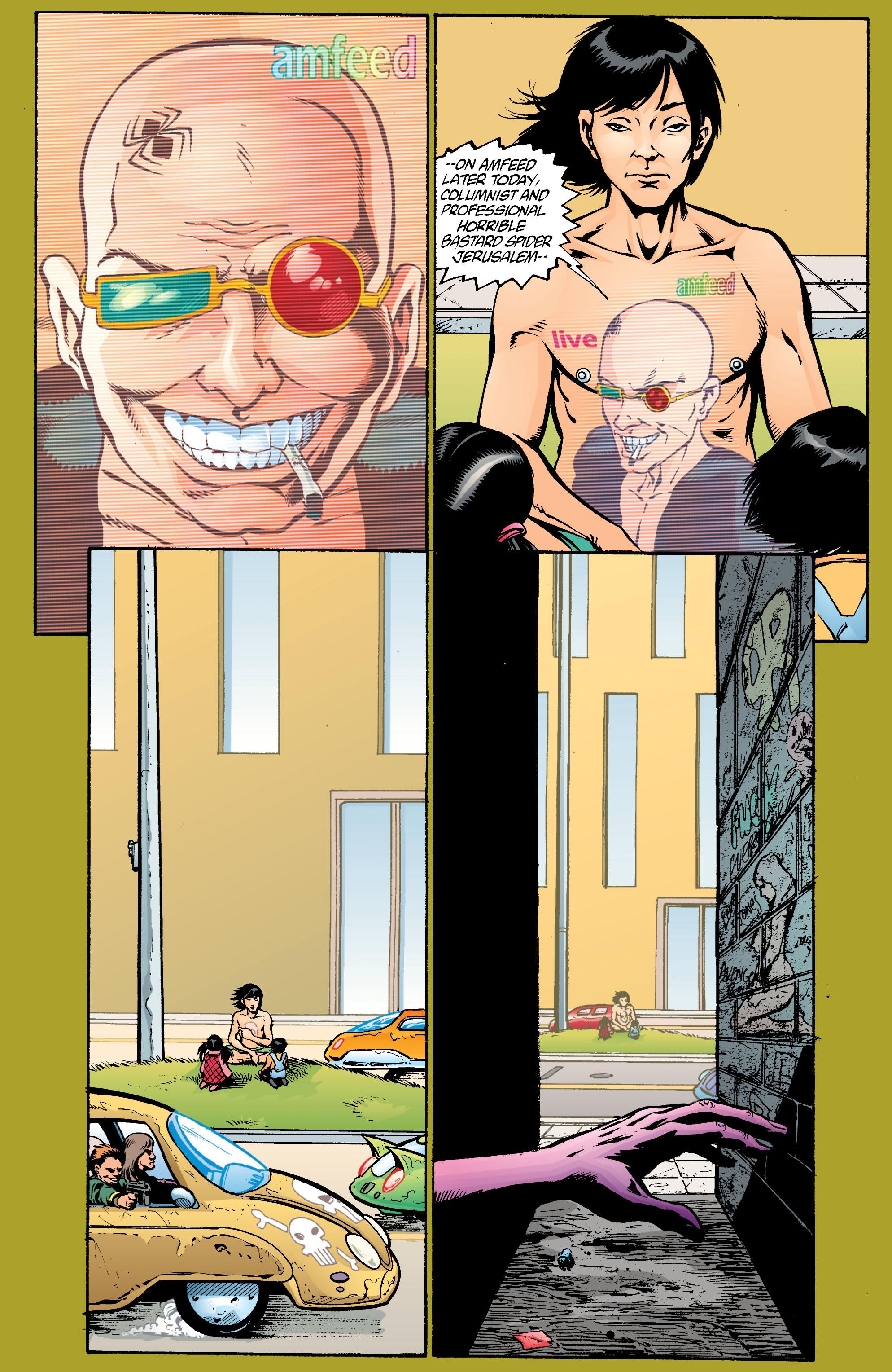 Read online Transmetropolitan comic -  Issue #22 - 9