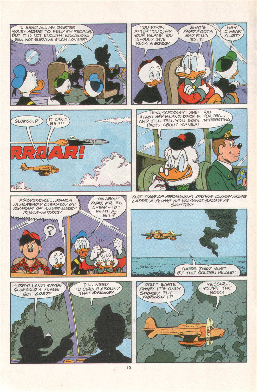 Read online Uncle Scrooge (1953) comic -  Issue #276 - 14