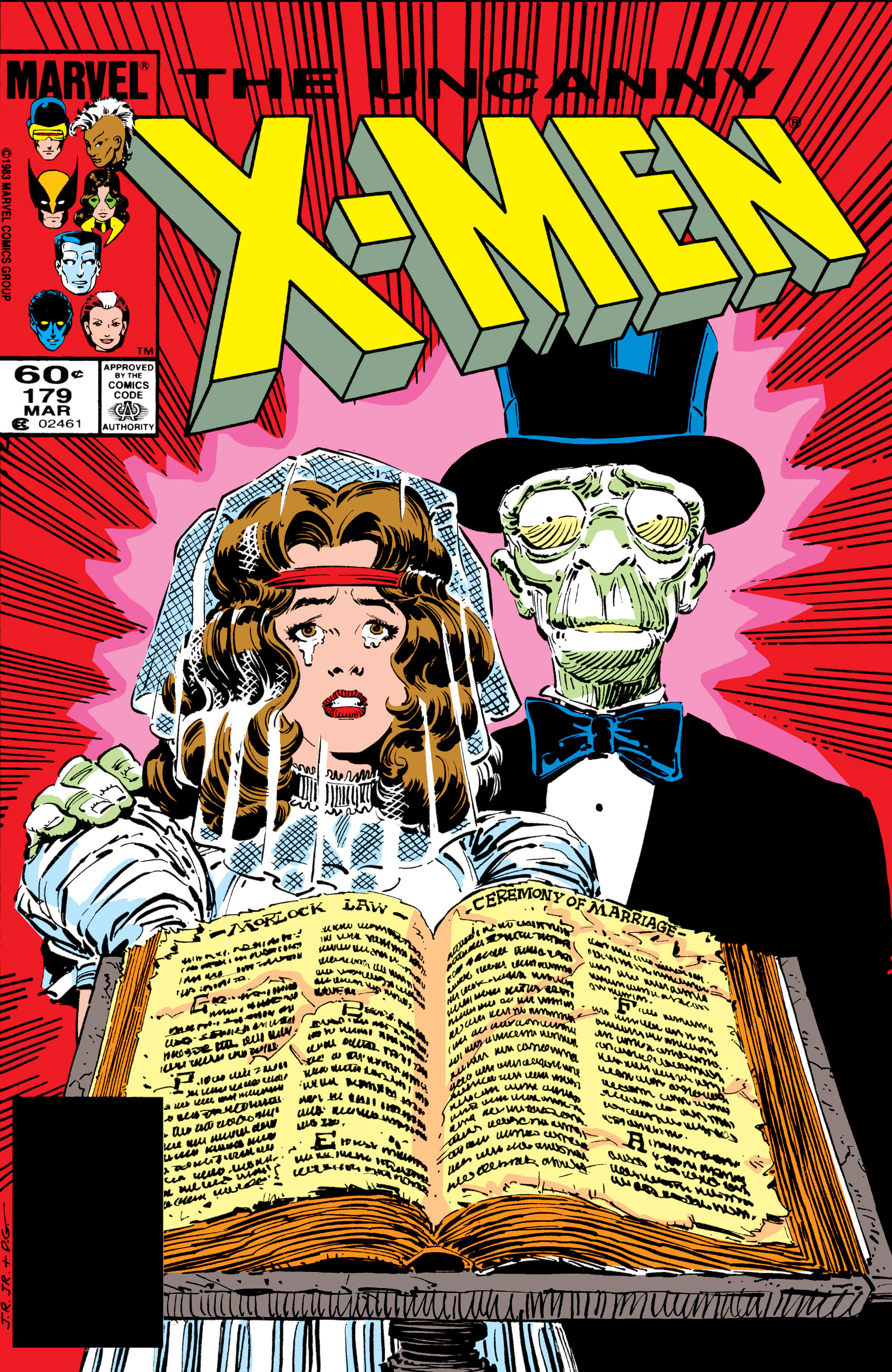 Uncanny X-Men (1963) 179 Page 1