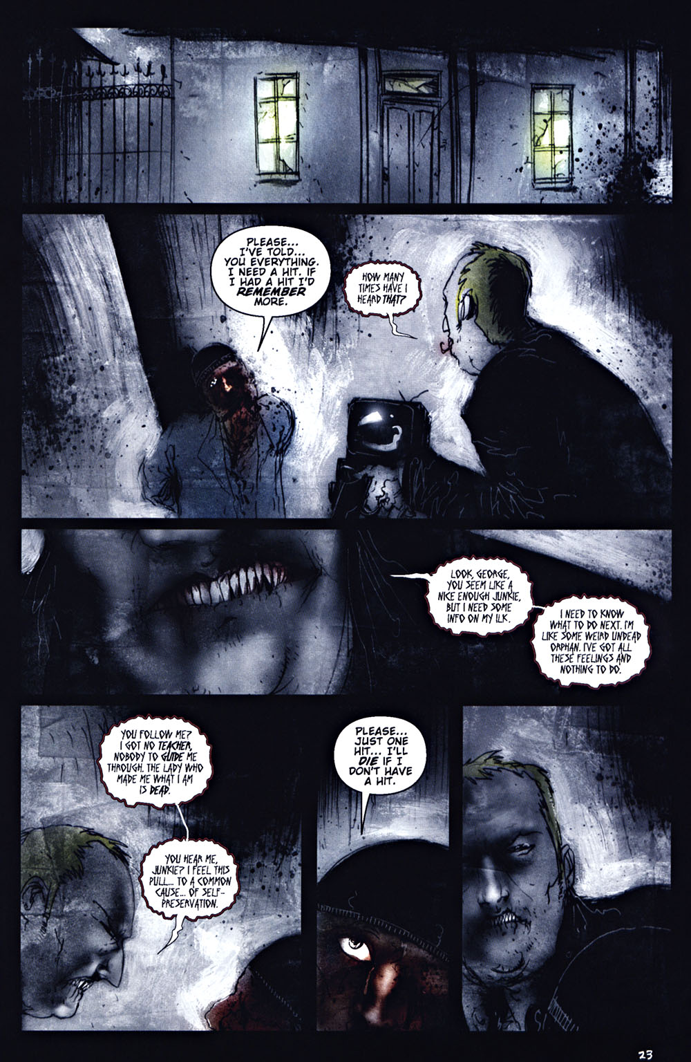Read online 30 Days of Night: Return to Barrow comic -  Issue #2 - 19