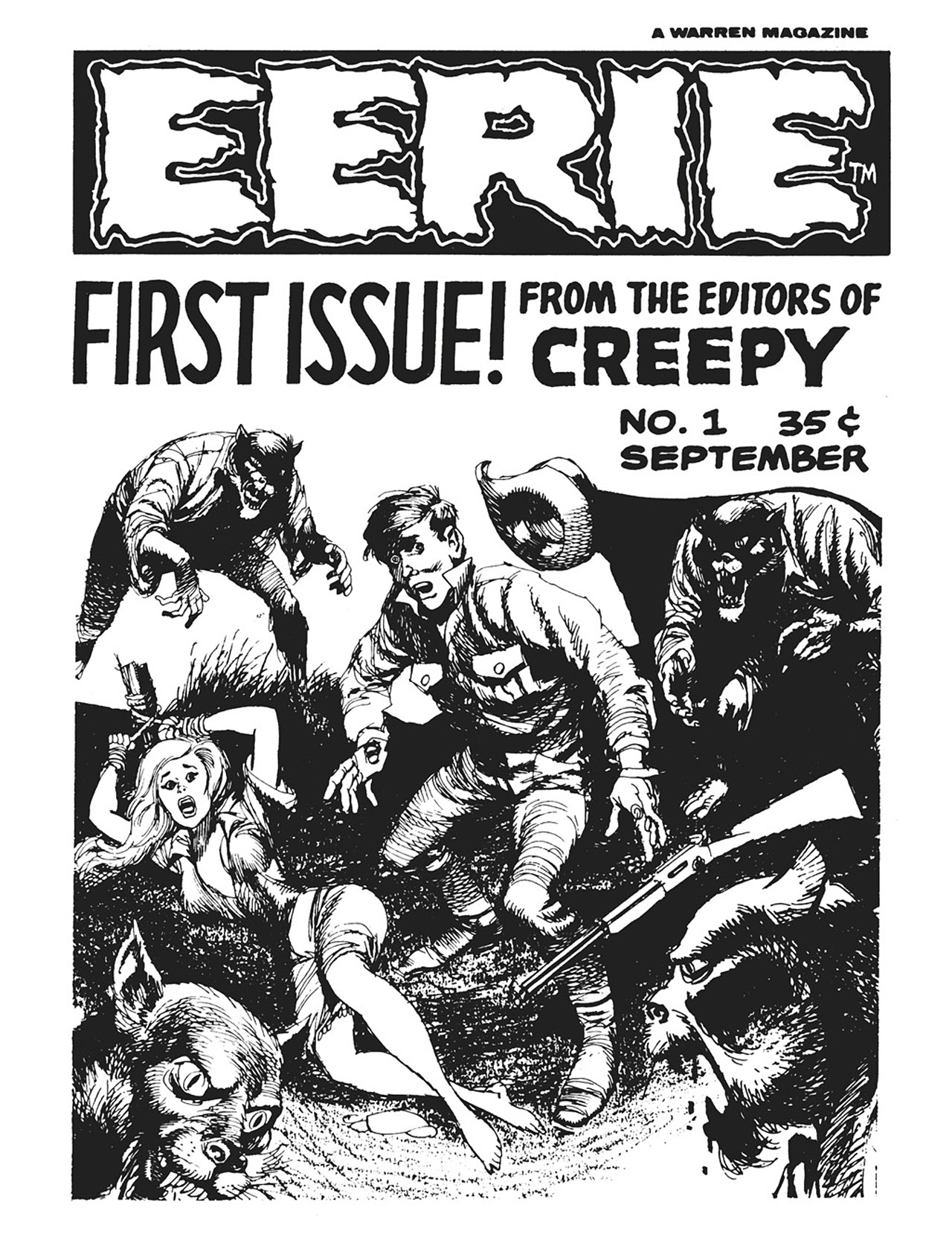 Read online Eerie Archives comic -  Issue # TPB 1 - 8