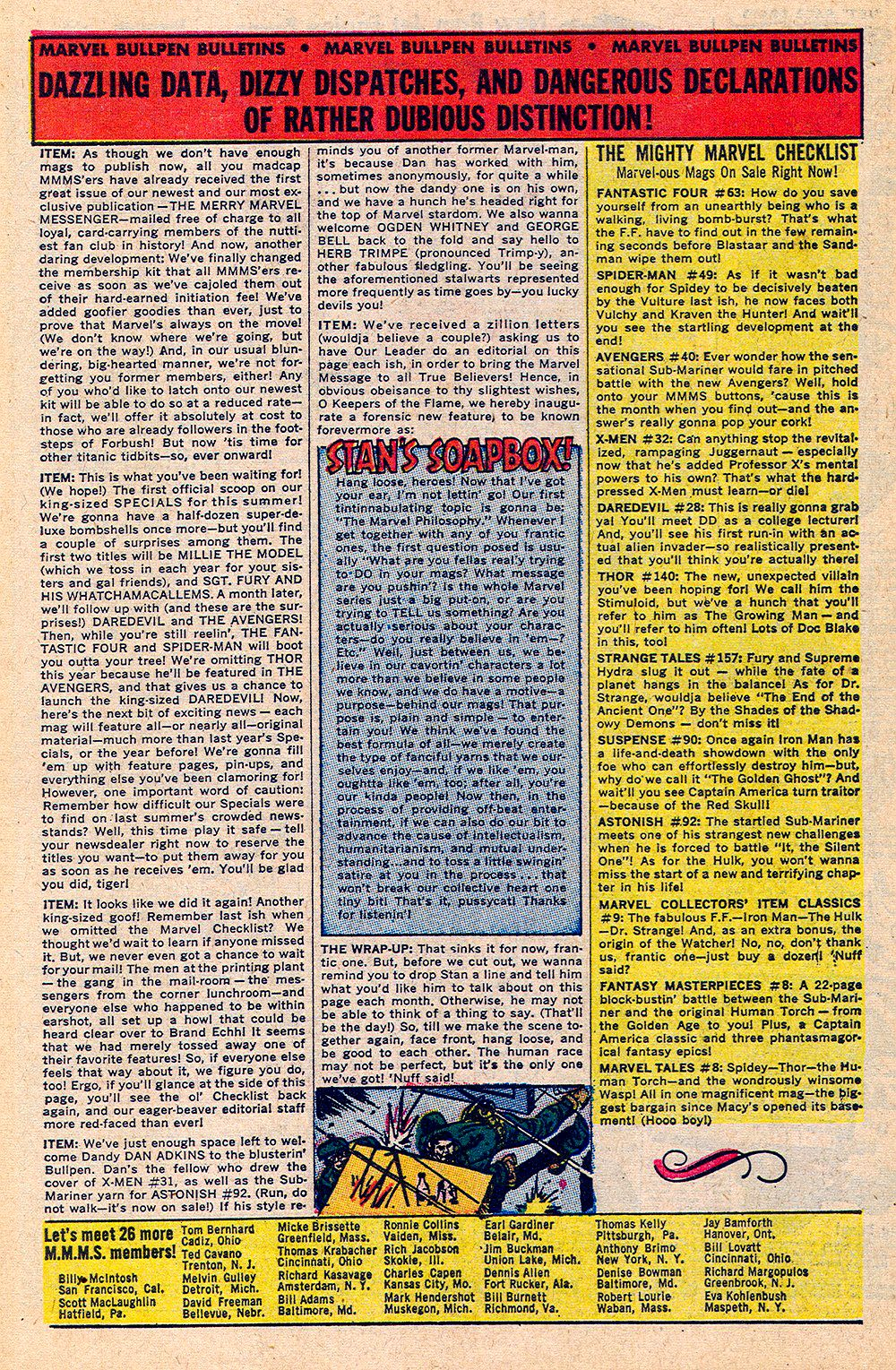Read online Sgt. Fury comic -  Issue #42 - 30