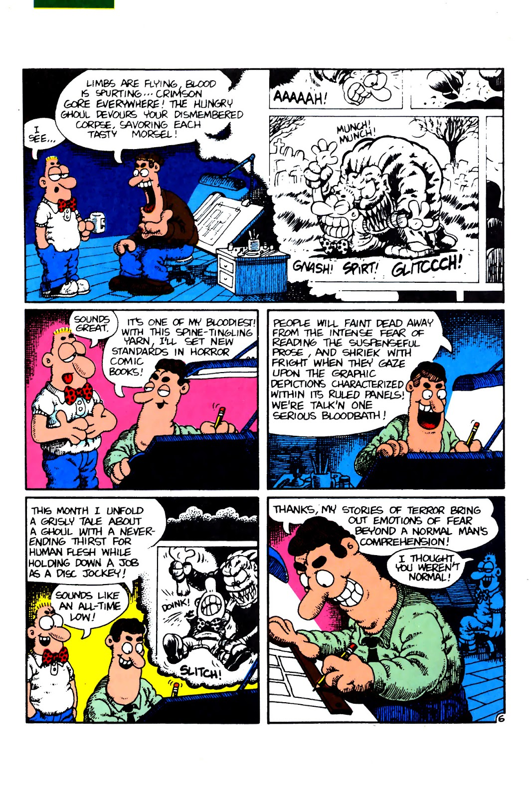 Ralph Snart Adventures (1988) issue 16 - Page 30