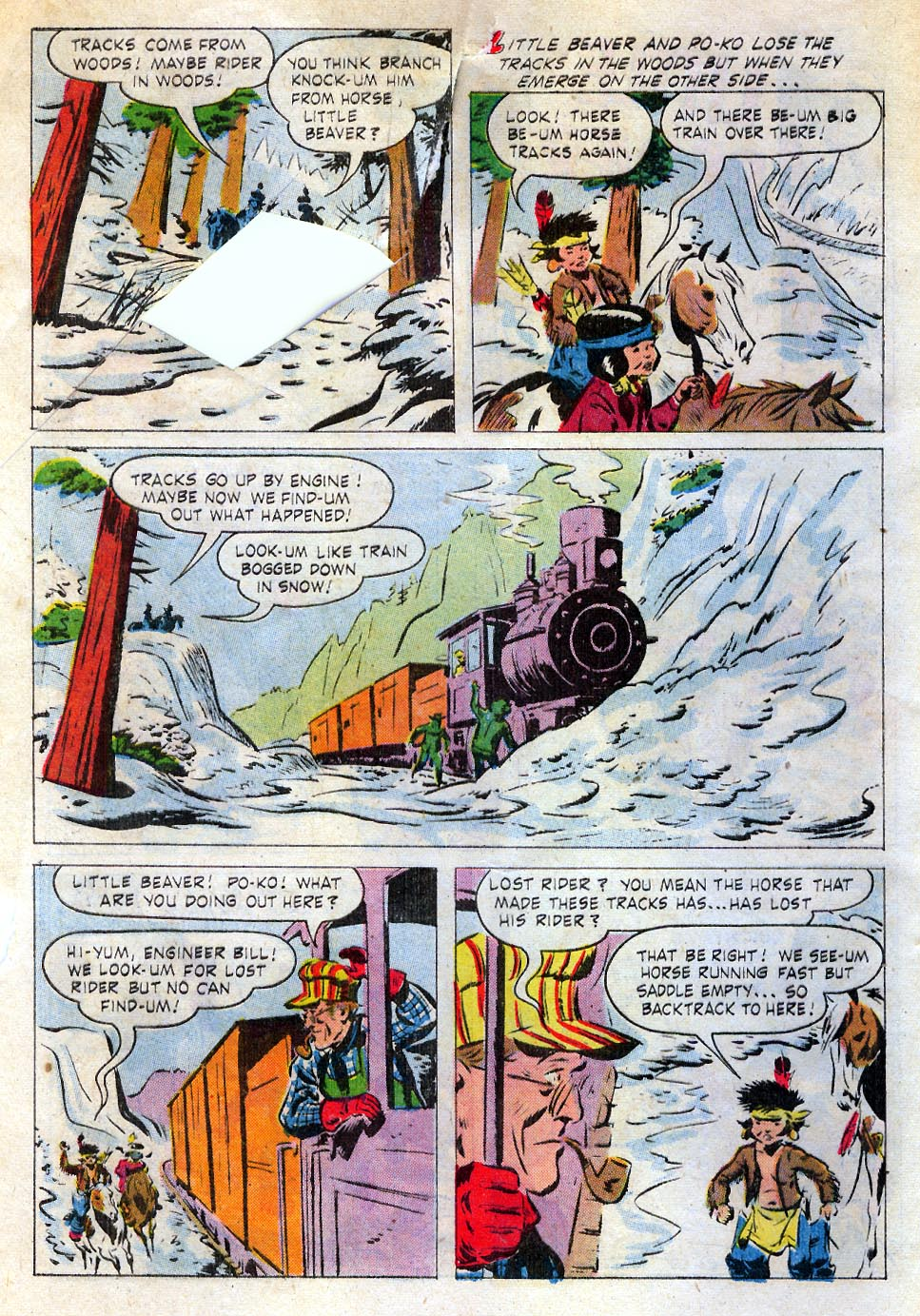 Four Color Comics issue 660 - Page 2