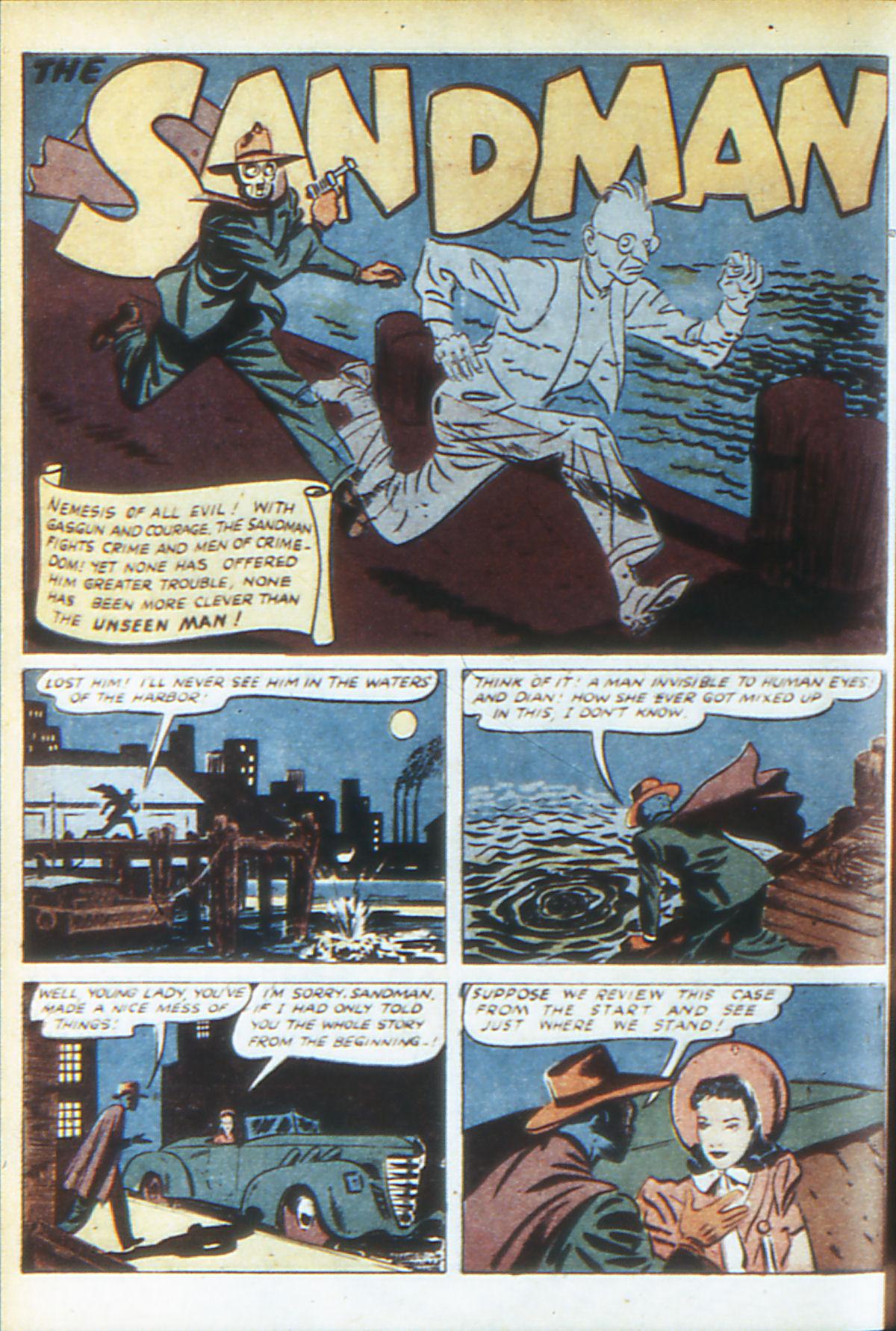 Read online Adventure Comics (1938) comic -  Issue #64 - 59