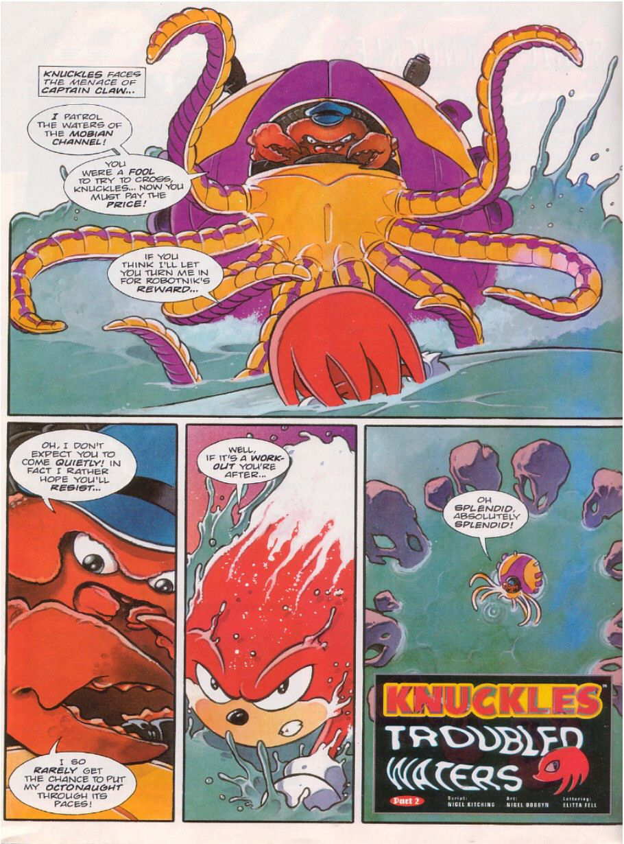 Read online Sonic the Comic comic -  Issue #83 - 12