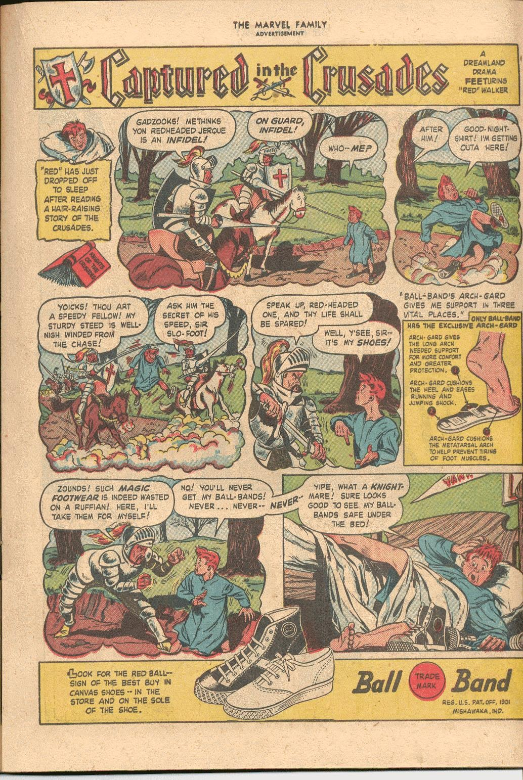 The Marvel Family issue 38 - Page 23