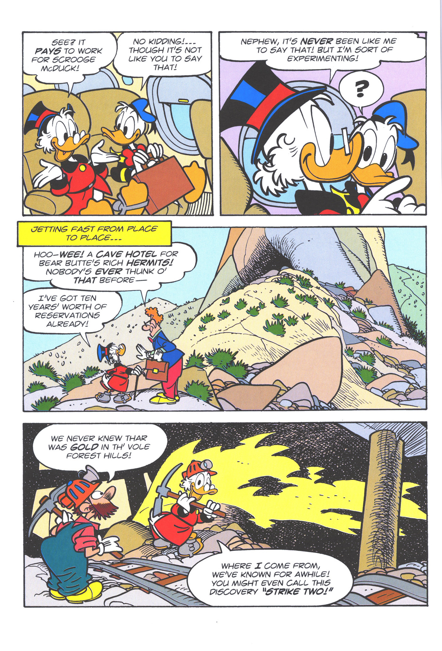 Read online Uncle Scrooge (1953) comic -  Issue #370 - 28