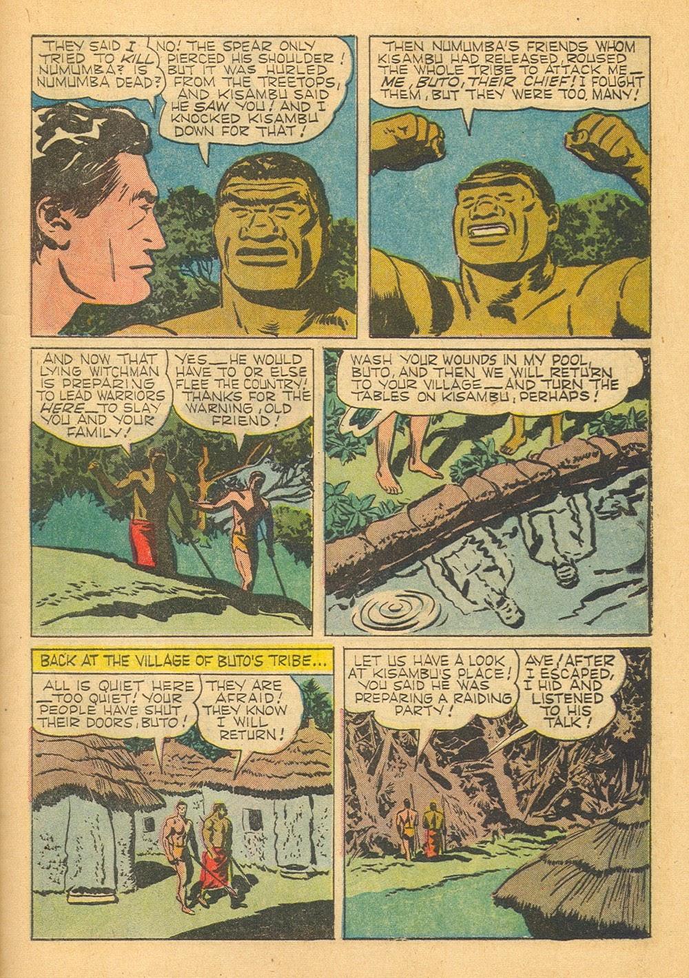 Tarzan (1948) issue 125 - Page 9