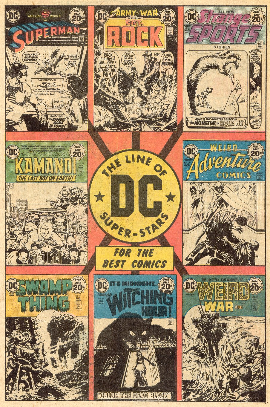 Read online Adventure Comics (1938) comic -  Issue #434 - 22