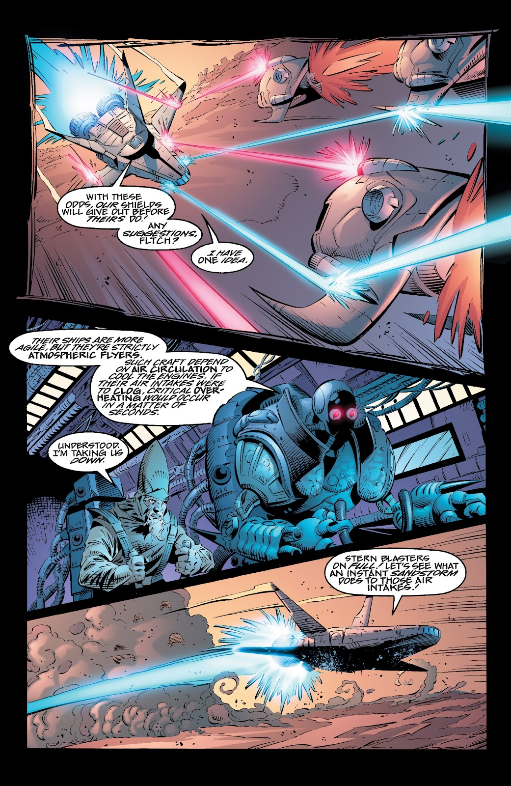 Read online Star Wars Legends: Rise of the Sith - Epic Collection comic -  Issue # TPB 2 (Part 2) - 14