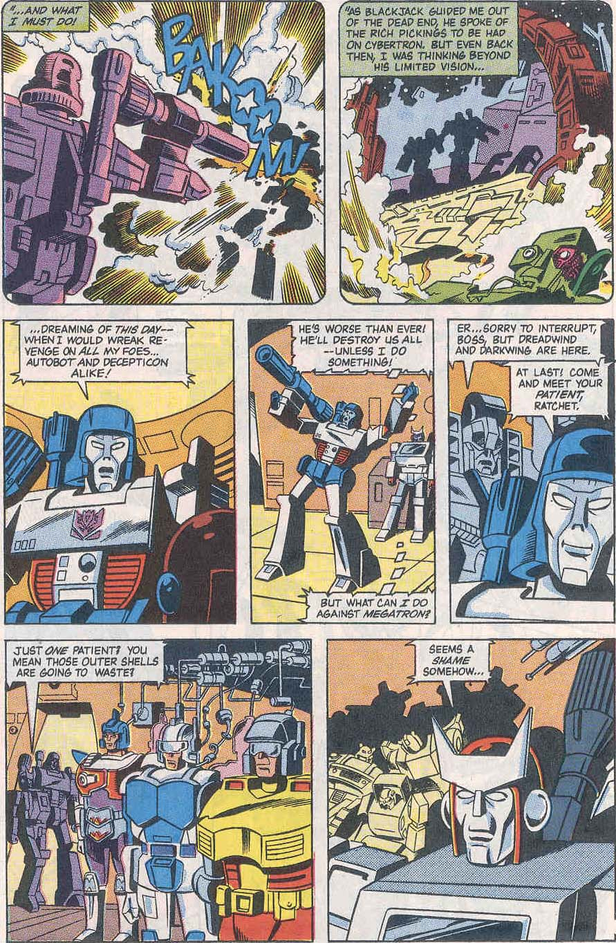 The Transformers (UK) 245 Page 2