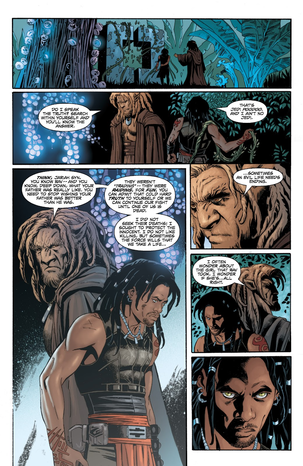 Read online Star Wars Legends: Legacy - Epic Collection comic -  Issue # TPB 2 (Part 2) - 85