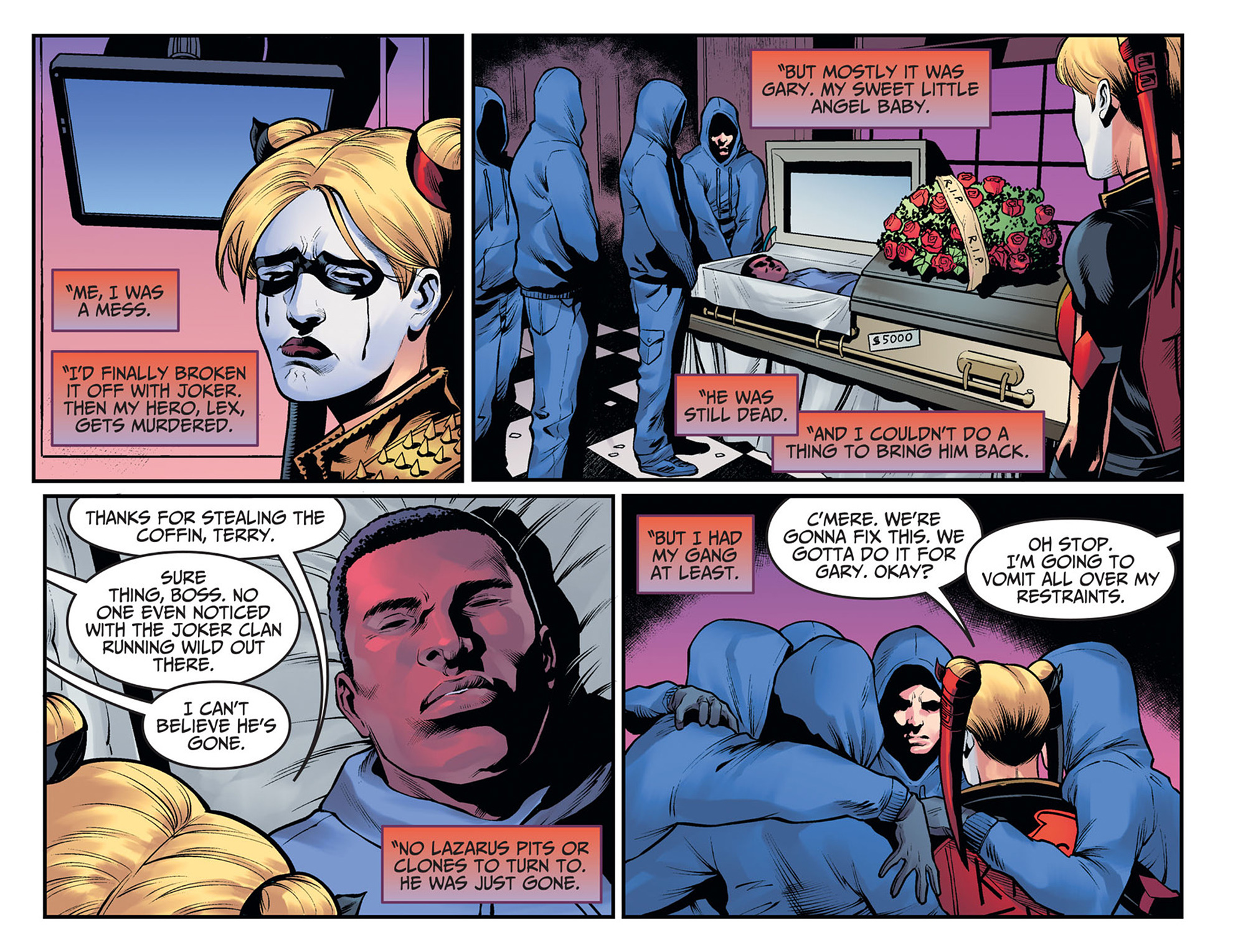 Read online Injustice: Ground Zero comic -  Issue #20 - 6