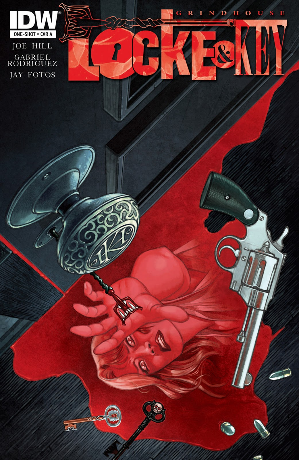 Locke & Key: Grindhouse Full Page 1