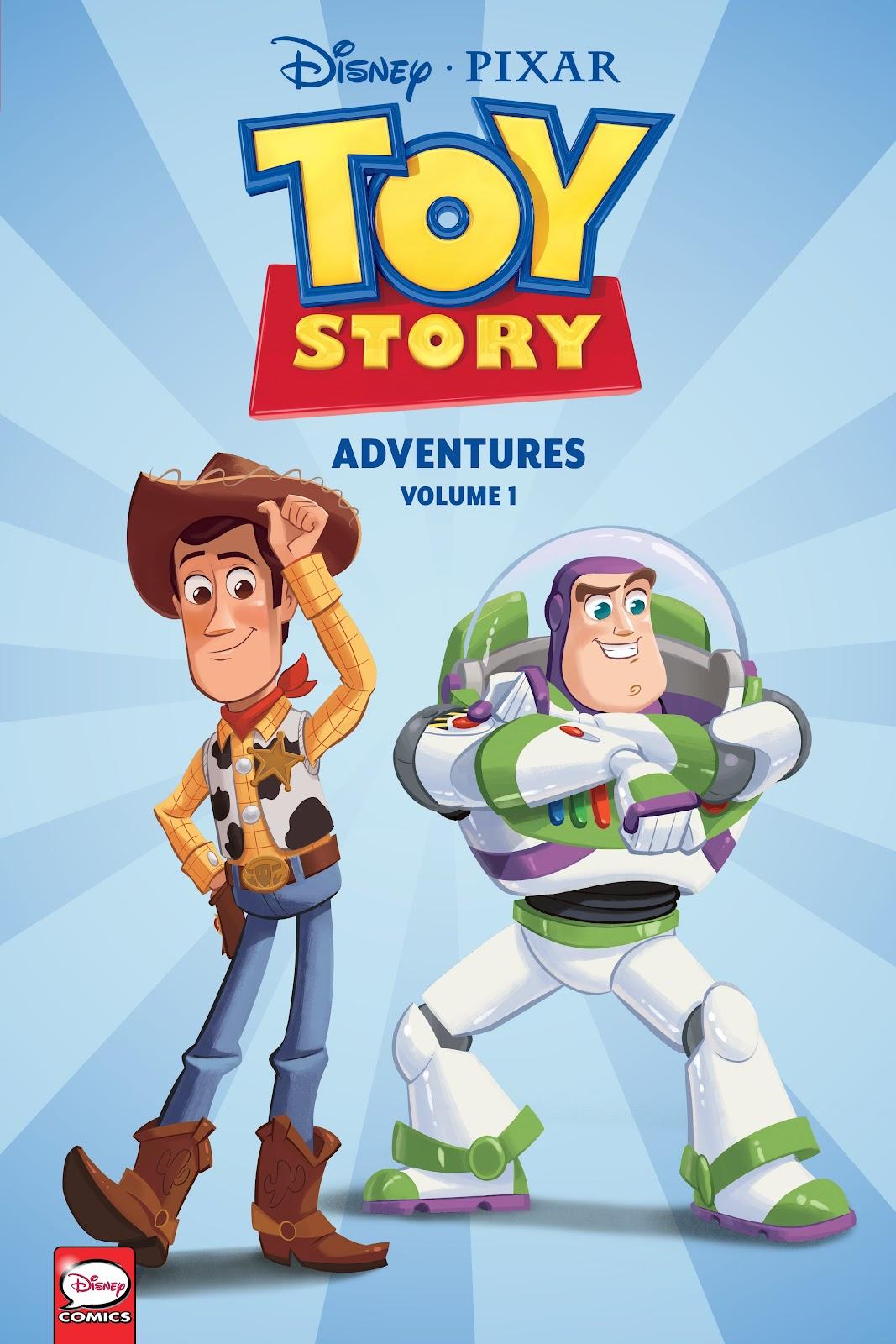 Read online DISNEY·PIXAR Toy Story Adventures comic -  Issue # TPB 1 (Part 1) - 1