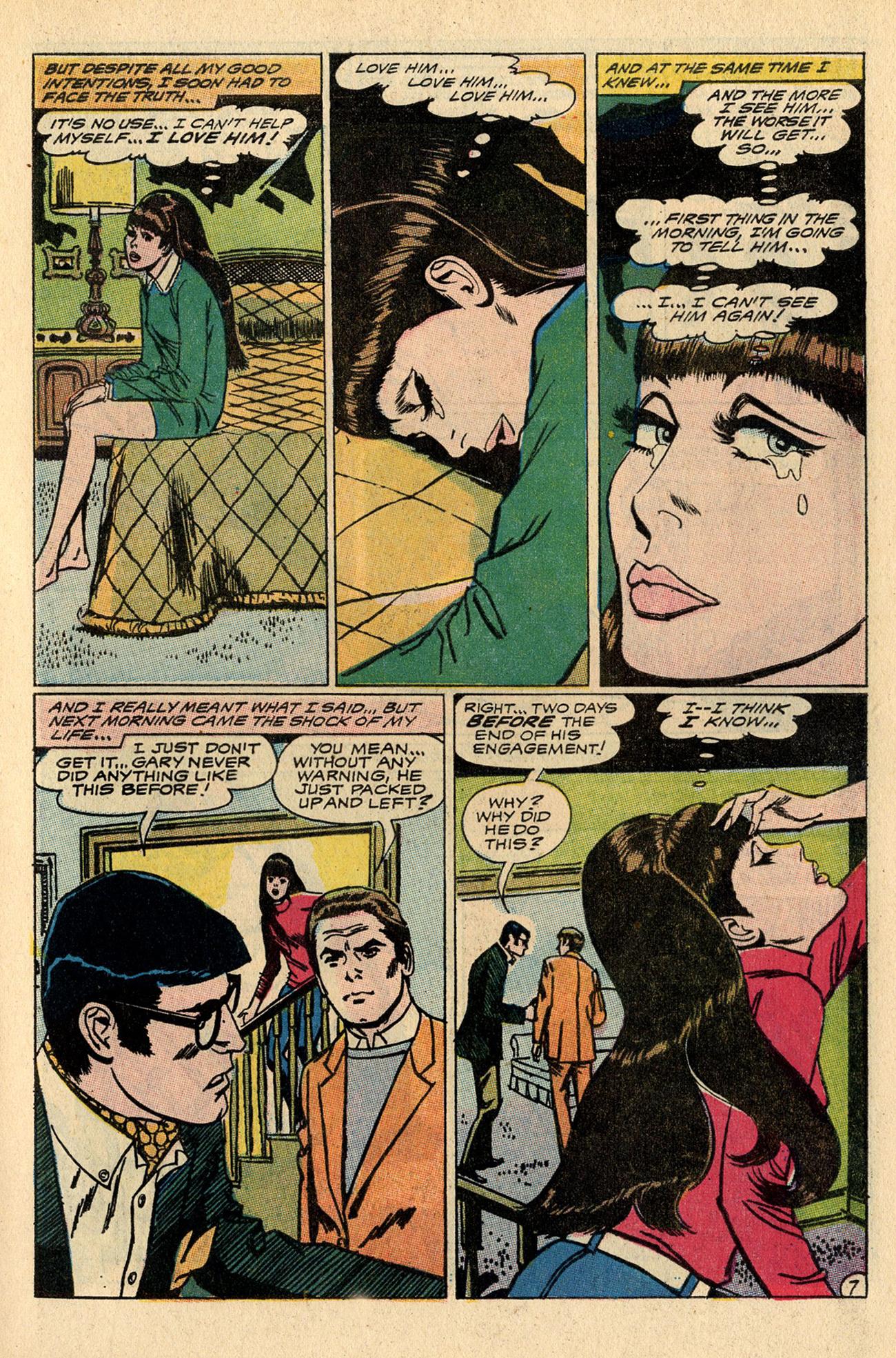 Read online Secret Hearts comic -  Issue #137 - 9