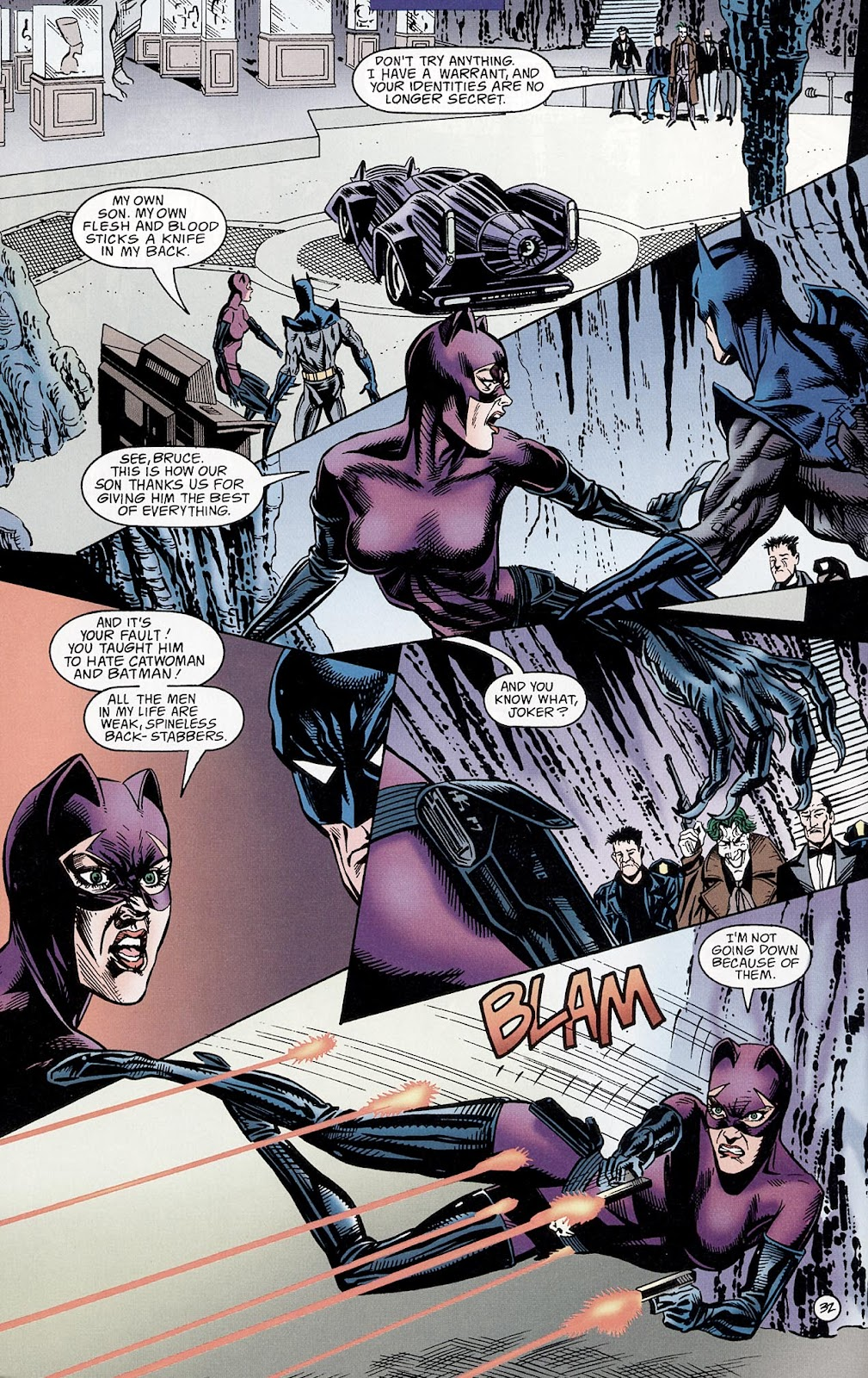 Catwoman (1993) Annual 3 #3 - English 33