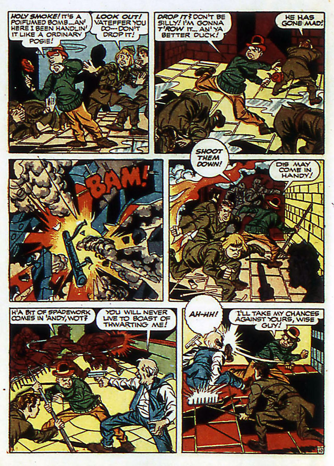 Read online Detective Comics (1937) comic -  Issue #72 - 27