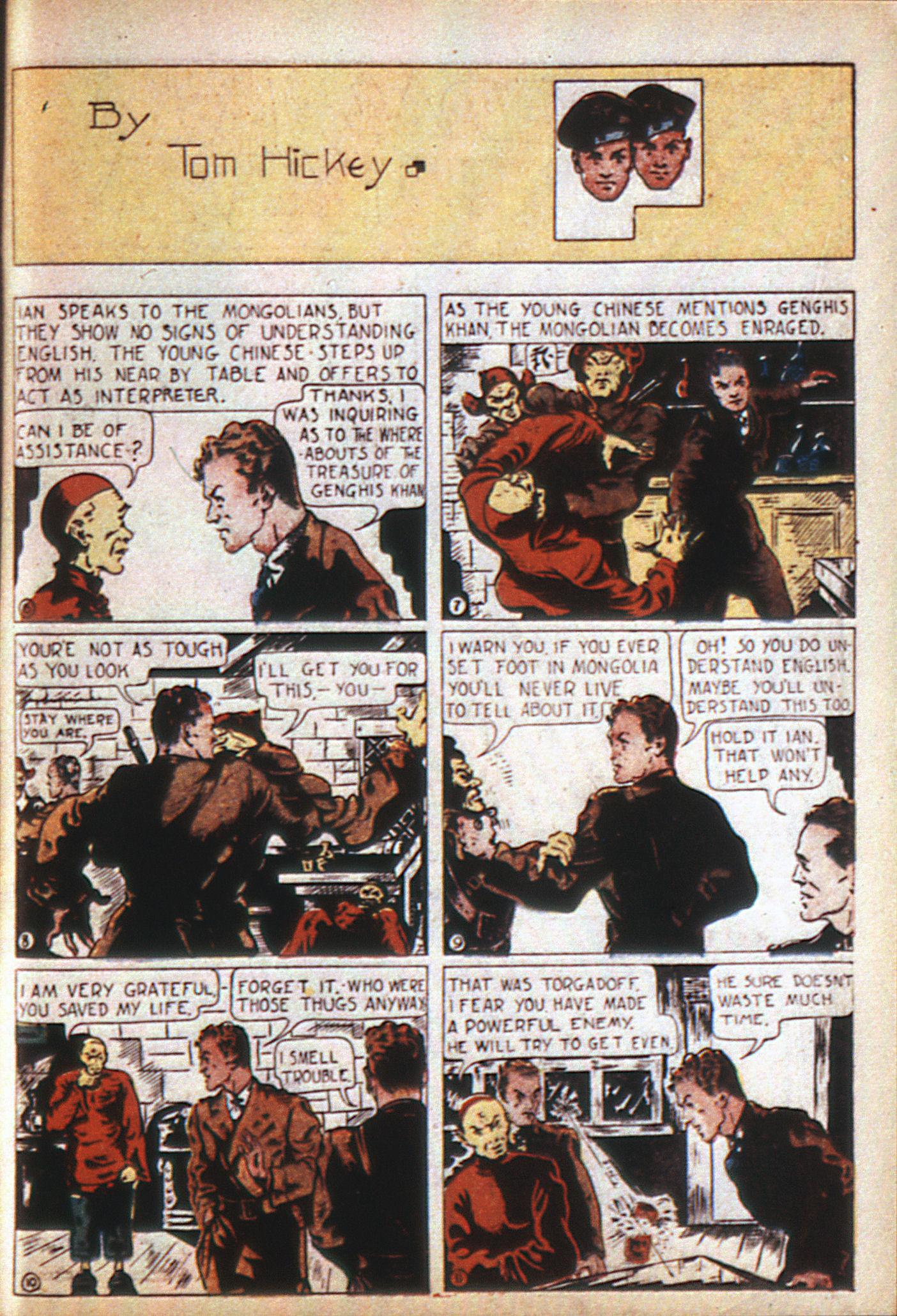 Read online Adventure Comics (1938) comic -  Issue #6 - 63