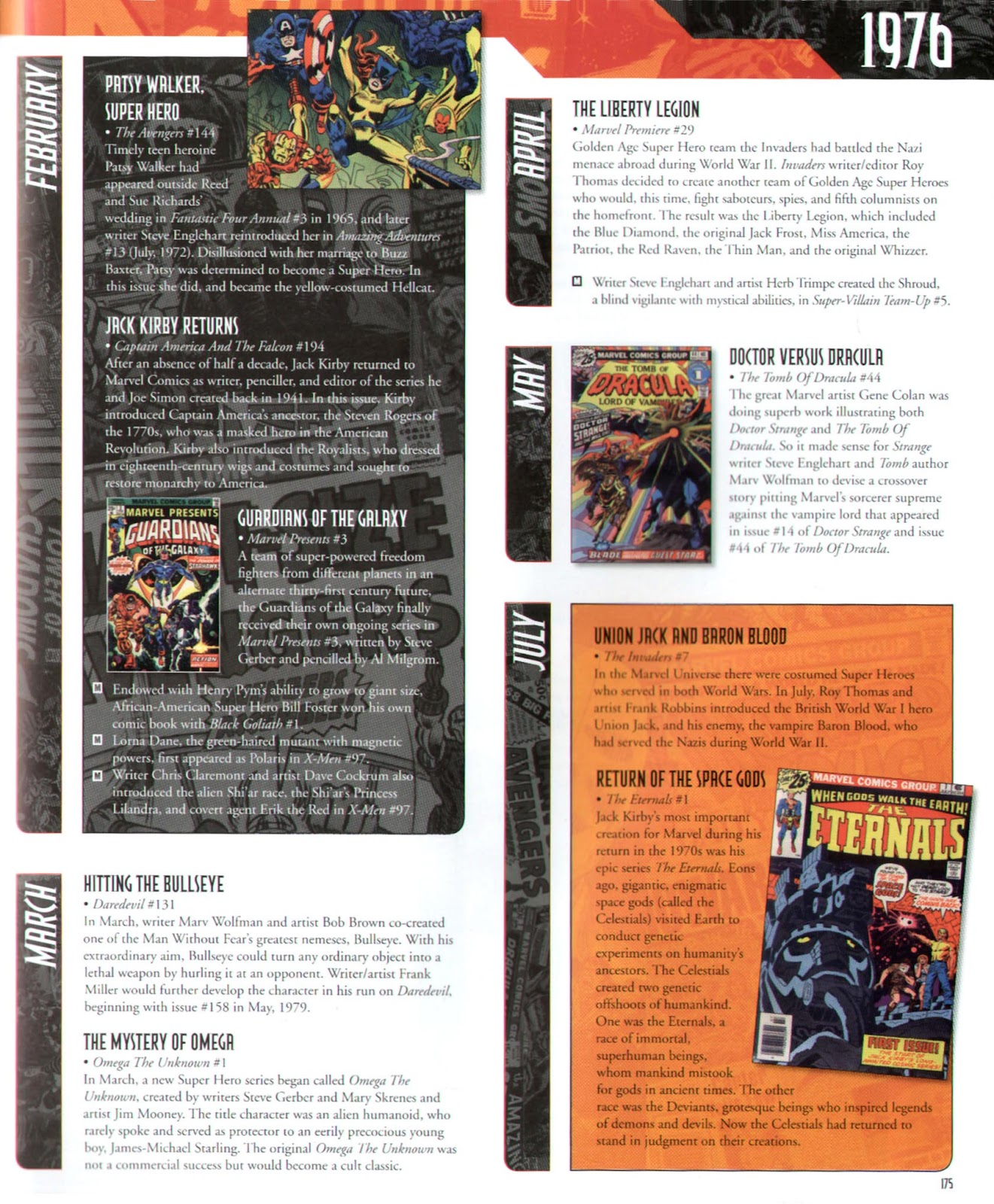 Read online Marvel Chronicle comic -  Issue # TPB (Part 2) - 65