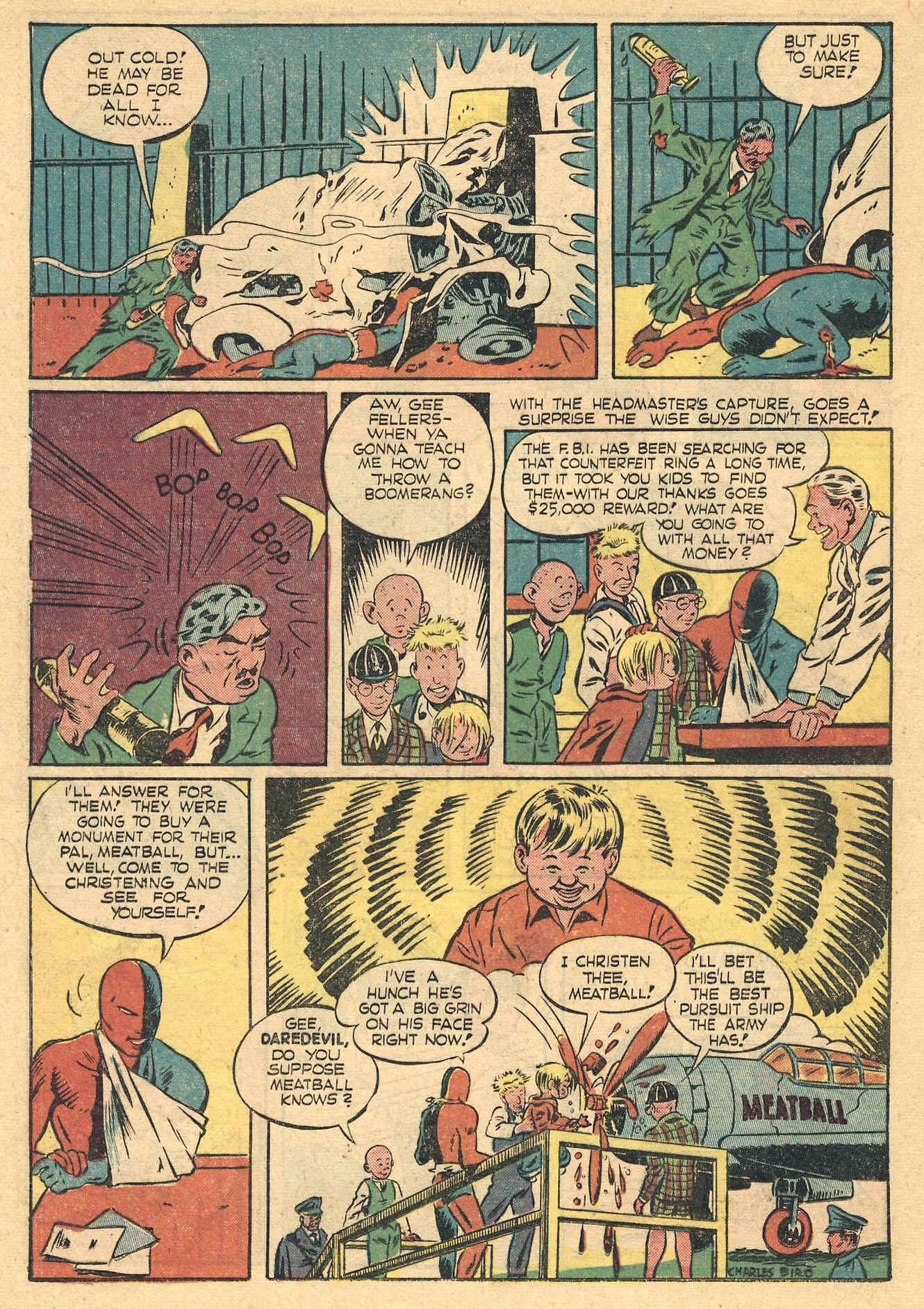 Daredevil (1941) issue 16 - Page 18