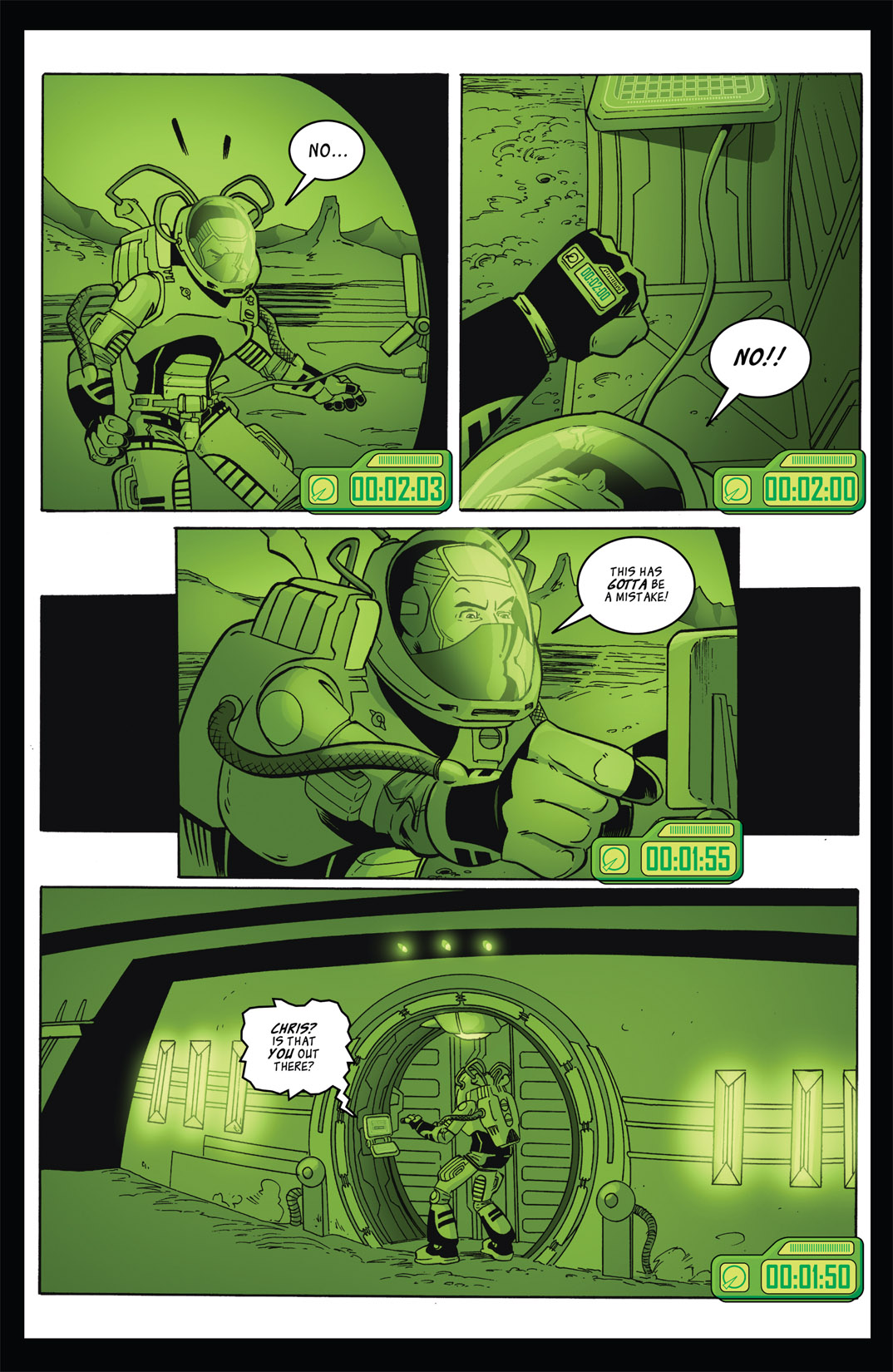 Read online Nightmare World comic -  Issue # Vol. 1 Thirteen Tales of Terror - 94