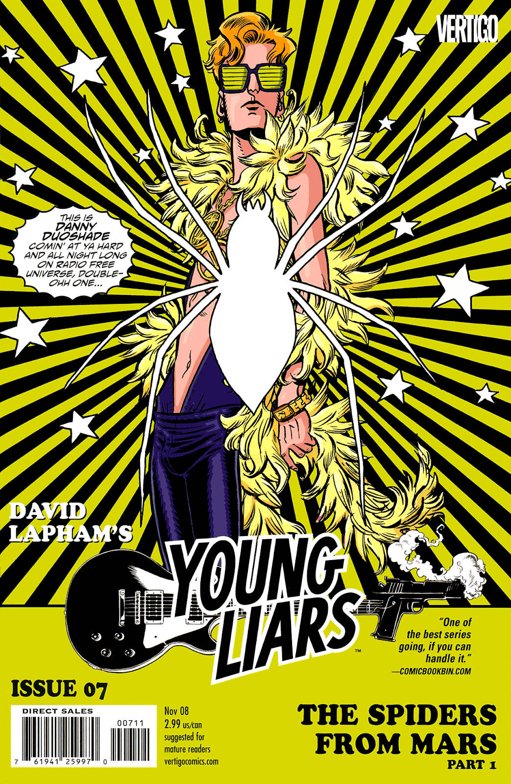 Young Liars issue 7 - Page 1
