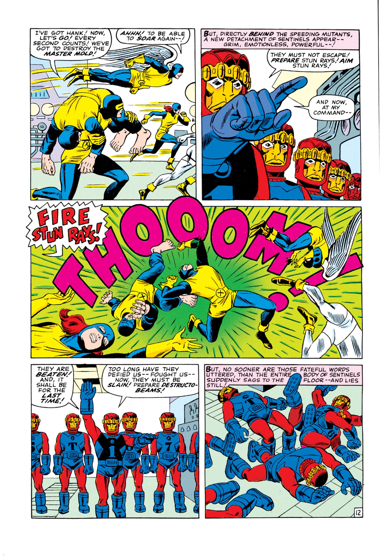 Read online Uncanny X-Men (1963) comic -  Issue #16 - 13