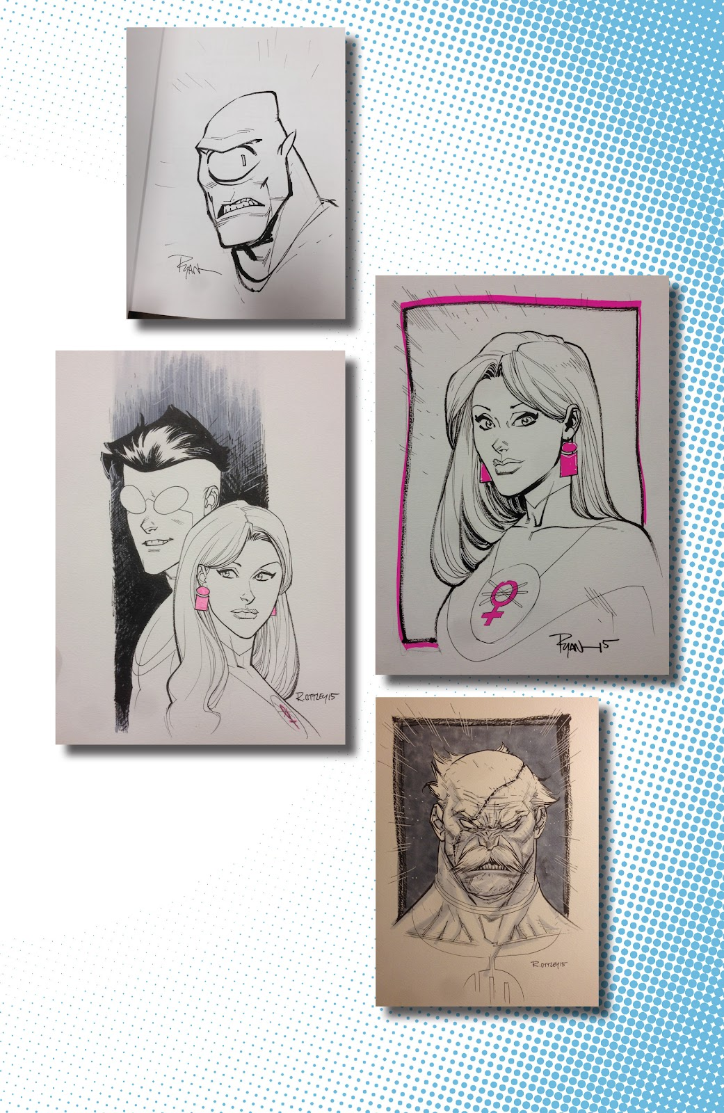 Invincible (2003) issue TPB 21 - Modern Family - Page 144