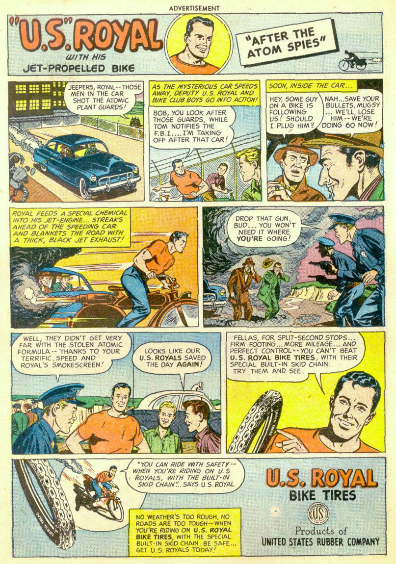Read online Sensation (Mystery) Comics comic -  Issue #98 - 27