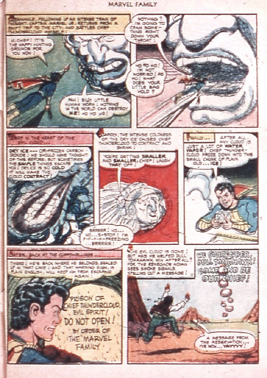 The Marvel Family issue 83 - Page 33