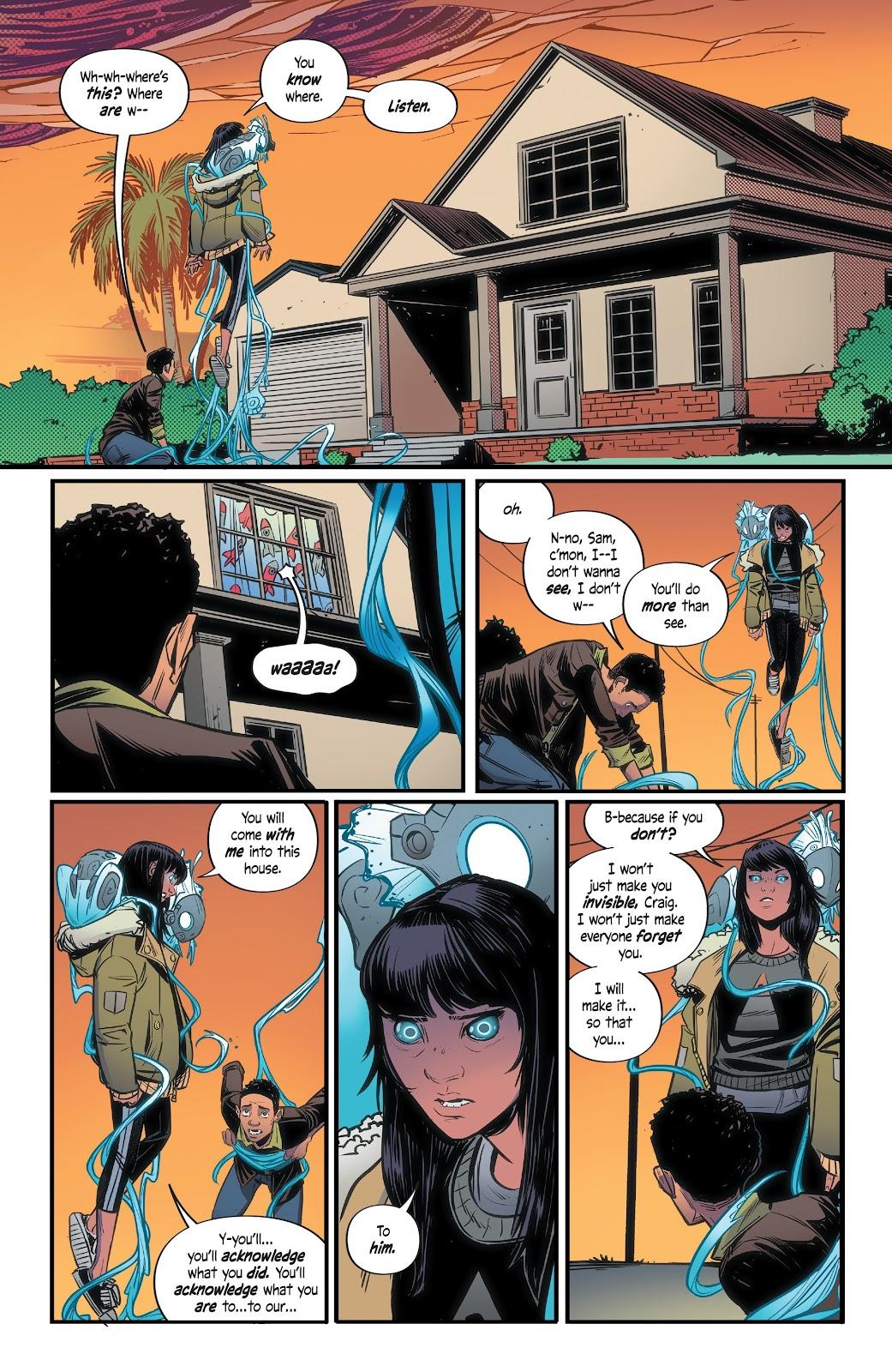 Read online Alienated comic -  Issue #3 - 17